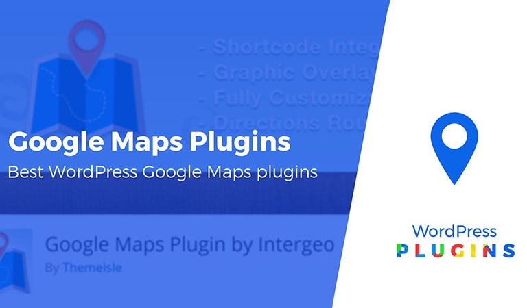 Best WordPress plugins - WP Google Maps