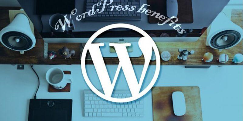 20 WordPress benefits for website design
