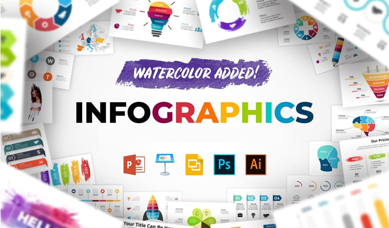 Website Design Tips - Infographics