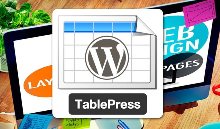 Best WordPress plugins - TablePress