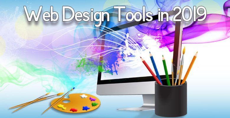 Top 30 Web Design Tools in 2019