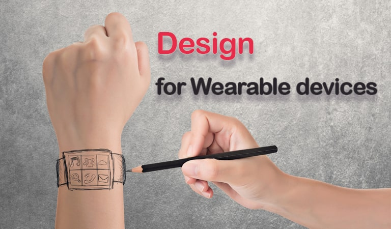 UX Design Trends - Design for Wearable devices