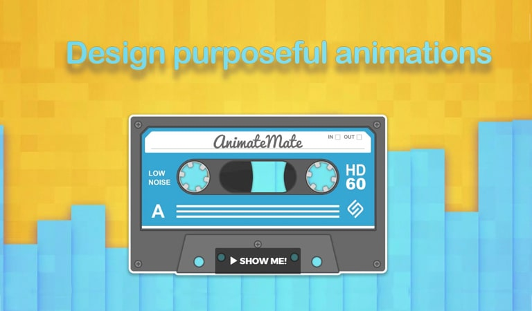 UX Design Trends - Design purposeful animations