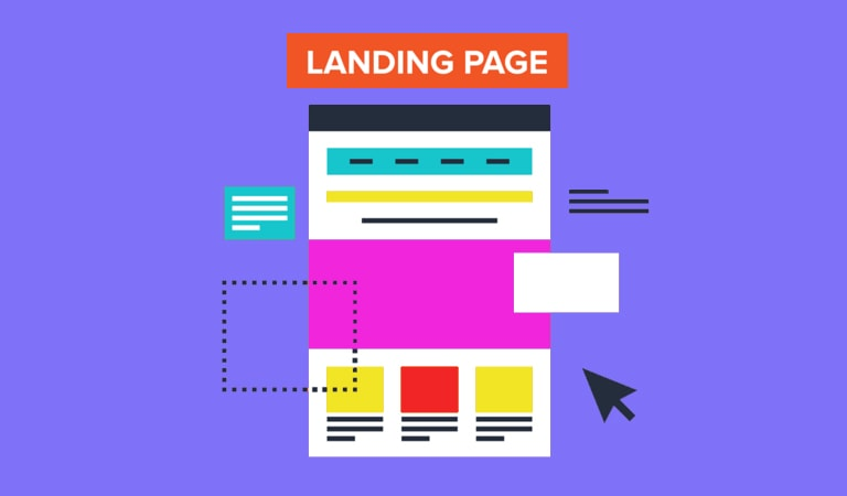 landing page - What is landing page?