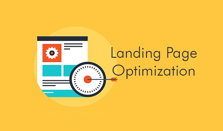 Most popular landing page types and how to optimize the landing page