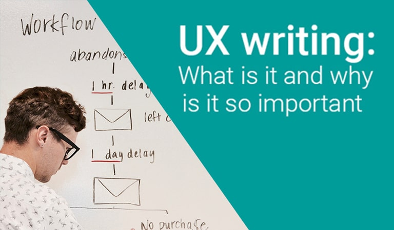 UX Design Trends - UX writing