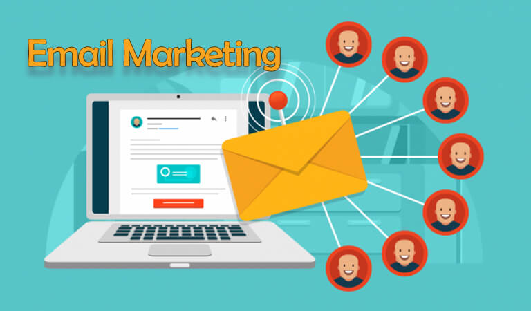 how to earn money online - Email Marketing