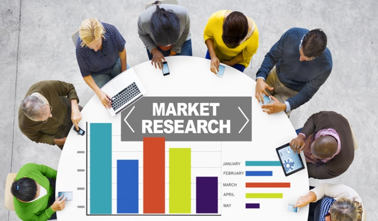 how to start an online business - Do Market Research