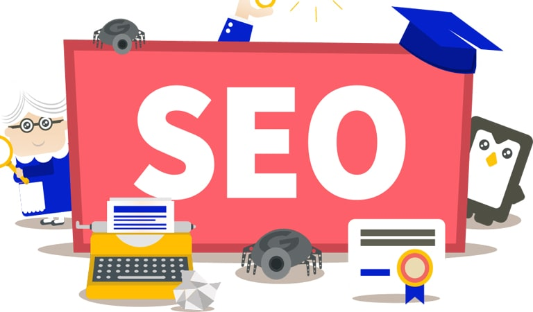 how to start an online business - Apply SEO Rules to Drive More Traffic to Your Website