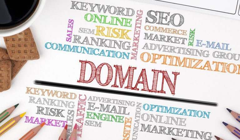 how to start an online business - Choose A Relevant Domain Name