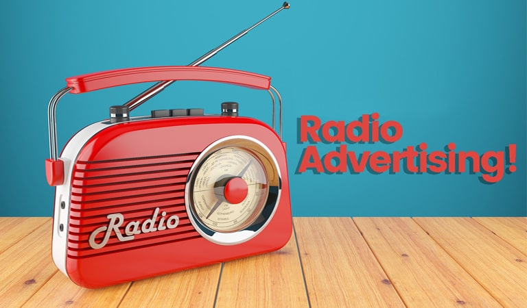 digital marketing - Radio Advertising