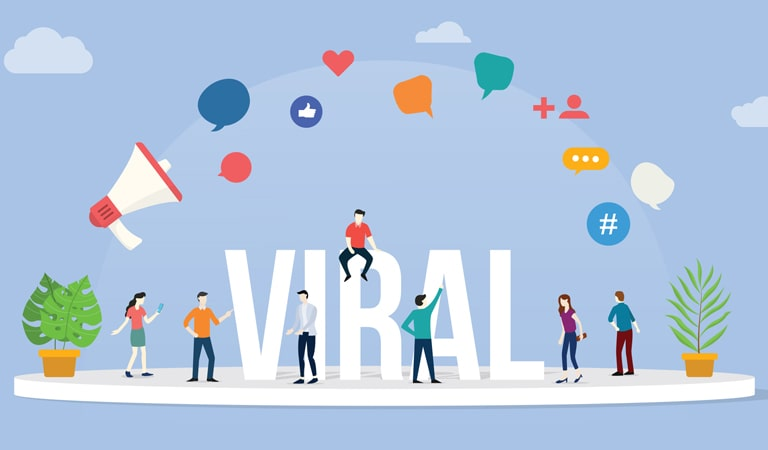 digital marketing - Viral Marketing