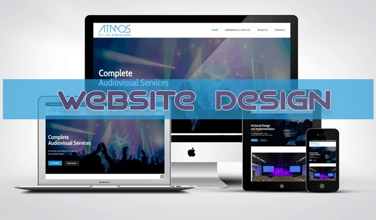 digital marketing - Website Design