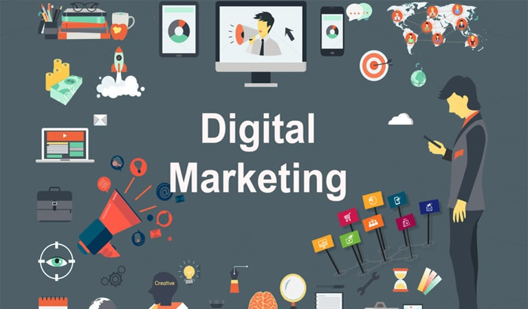 digital marketing-vWhat is digital marketing
