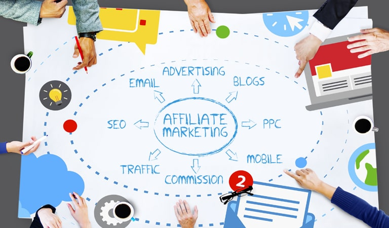 digital marketing- Affiliate Marketing