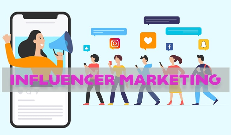 digital marketing - Influencer Marketing