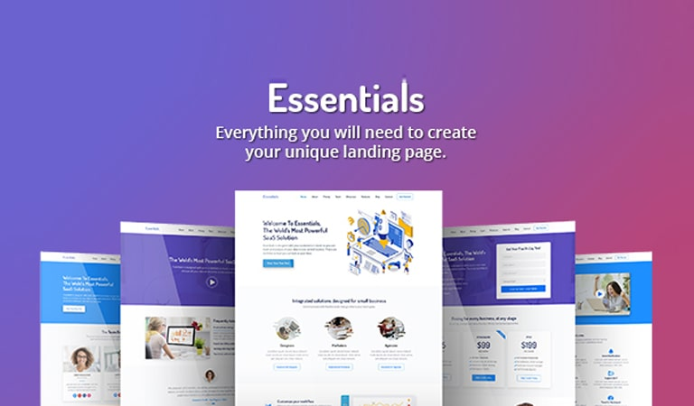 digital marketing - Landing Page Marketing