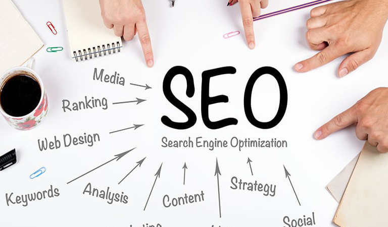 digital marketing- Search engine optimization (SEO)