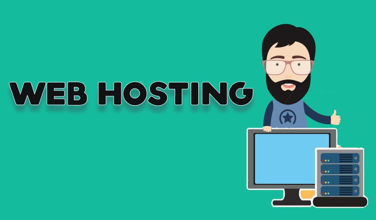 digital marketing - web hosting