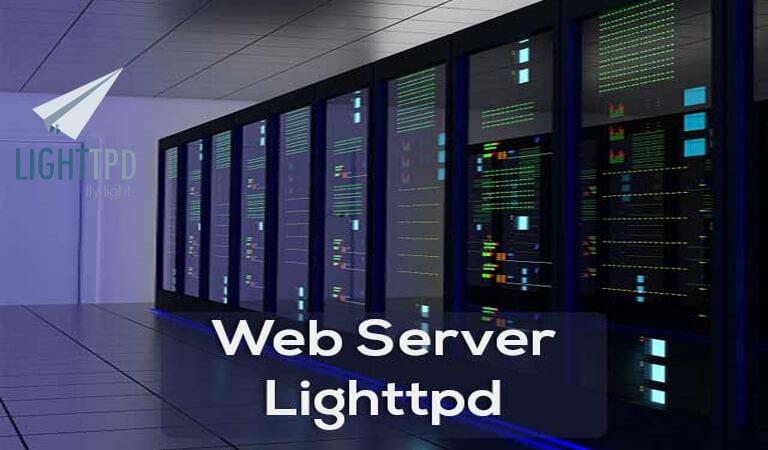 web server - Lighttpd Web Server