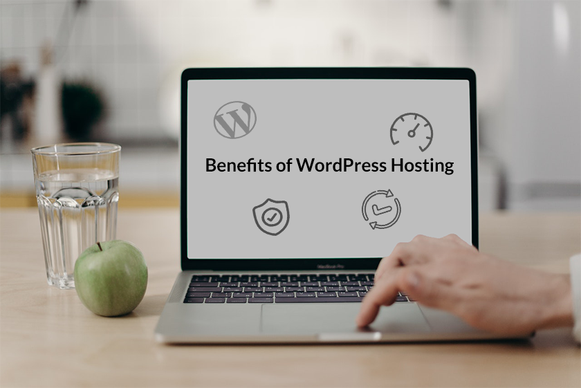 features and benefits of a wordpress hosting