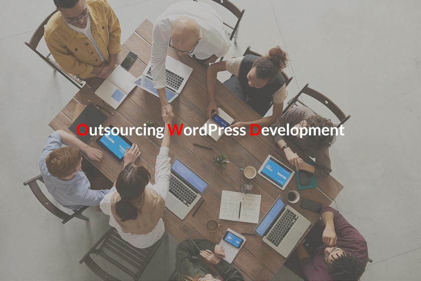 benefits of outsourcing wordpress development