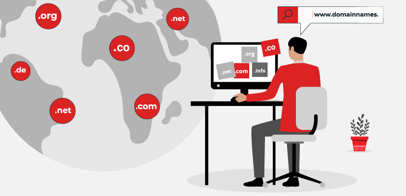 how to choose the best domain name, tips to register a domain name