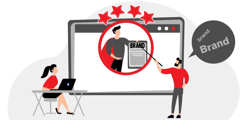 marketing your freelance business online brand