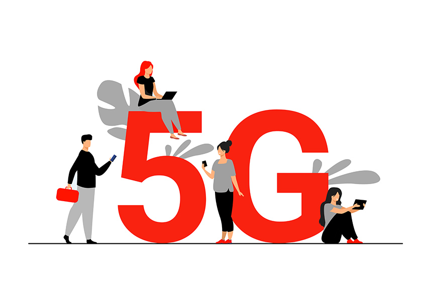 5g technology and web hosting effects on your website